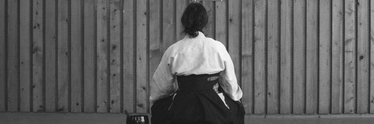 Aikido Grenoble Kobayashi ryu AGA armes bokken boken jo sensei enfants adultes